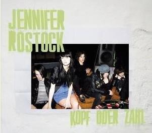 Jennifer Rostock - Kopf oder Zahl
