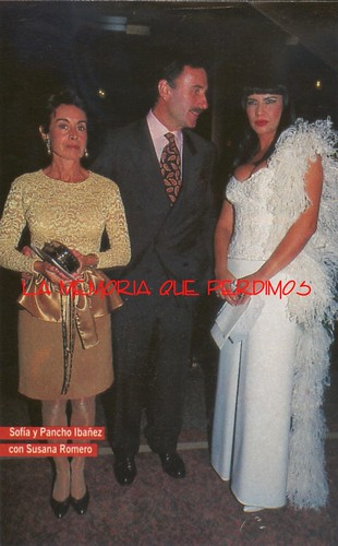 Susana Romero 1996