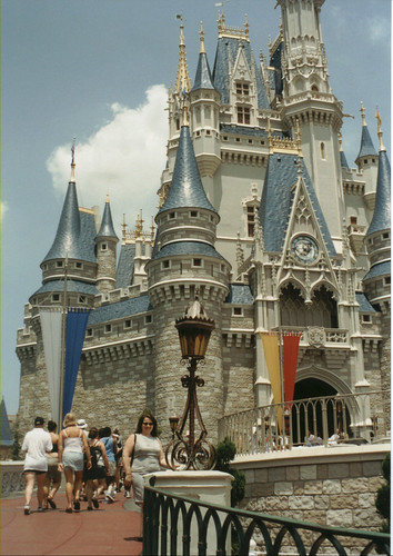 Disney Magic Kingdom por ralph&dot.
