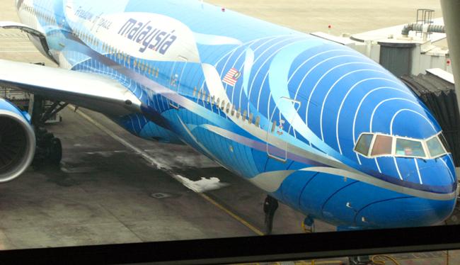 95 MH 9M-MRD 777-300ER at <acronym title=