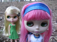 "84/366 Nanette ""GAH ANOTHER GIRL!"" (Lawdeda ♡) Tags: blythe ih mondie"