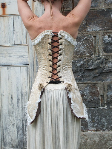 tailed corset on Flickr - Photo Sharing! from flickr.com