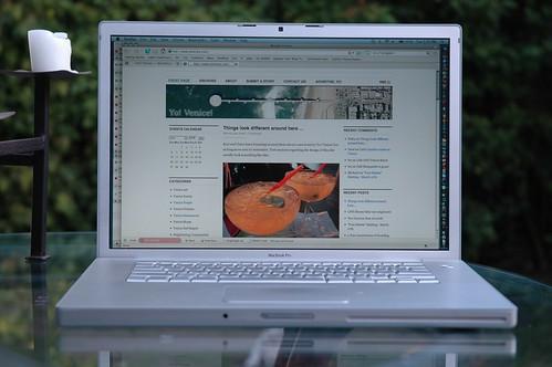 Mac Book Pro by Yo! Venice