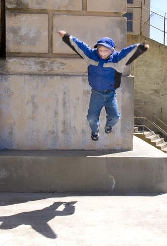 Nicky Jumping