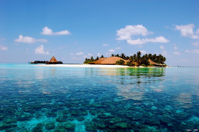Angaga Island Resort & Spa, Maldives