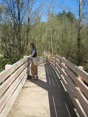 Kelsey Creek Park Bridge