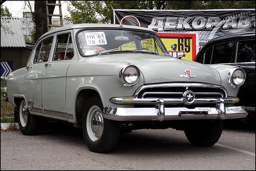 GAZ 21 Volga First Series