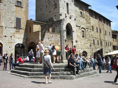 San Gimignano (Siena, Toscana, Italia) por D@di /2.