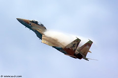 Give me some vortex!!!, IAF F-15I Eagle Ra'am  Israel Air Force (xnir) Tags: travel art plane canon airplane eos israel fly flying is photo interesting wings scenery day fighter force lift eagle action aircraft aviation military air flight wing photojournalism aeroplane best explore boeing af airforce independence douglas  aviator ef pilot 60th idf raam israels deniro nir  mcdonnell f15  iaf temp1 israelairforce 100400l benyosef 100400 superiority  heyl    f15i  mywinners  wwwxnircom xnir  idfaf haavir showisrael  xniro