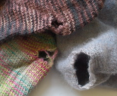 sock carnage detail
