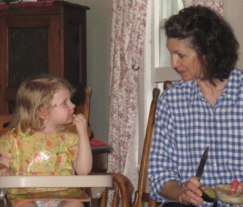 Nana & Meg