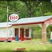 Esso Station with Texture