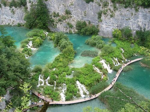 Lagos de Plitvice