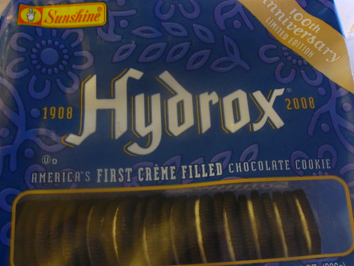 Hydrox are Back!