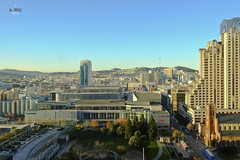 View out to Yerba Buena (A. Wee) Tags: sanfrancisco 三藩市 旧金山 california 加州 usa america 美国 yerbabuena garden 花园