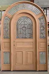 pintu menentukan