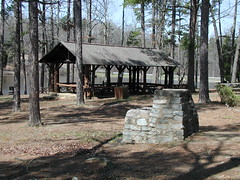 TL Goodwin Lake Picnic Area (vastateparksstaff) Tags: fishing picnic hiking barbecue boating grilling horseshoes birthdayparties picnicshelter familyreunions goodwinlake twinlakesstatepark sheltertwinlakesstateparktl