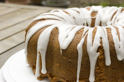 Fresh Lemon Bundt with Lemon Glaze 2