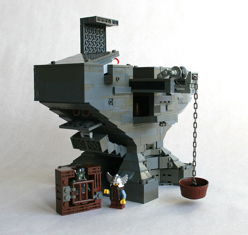 this is a space anvil MOC
