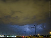 Thunderstorm in Olathe, 30 May 2009 (photography.by.ROEVER) Tags: storm night spring may nighttime kansas thunderstorm lightning storms 2009 severeweather olathe johnsoncounty kansasthunderstorm tornadoalleyusa