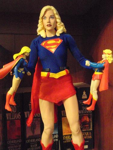 Supergirl, plural
