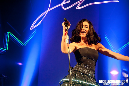 Jenifer @ Le Trianon , Paris | 19.05.2011