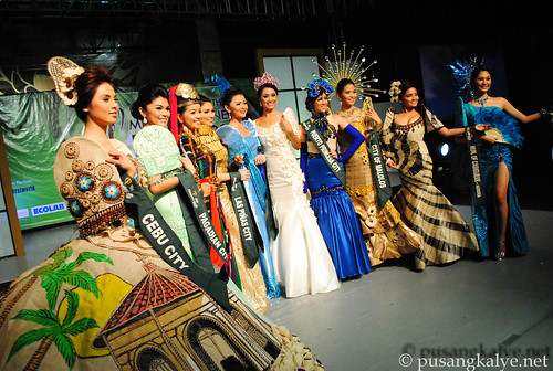 Ms Philippines Earth top 10