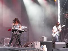Moon Duo - Primavera Sound 2011 (Barcelona) el 26/05/2011