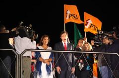 Pedro Passos Coelho Noite de Eleições