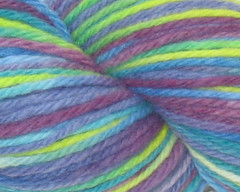 Giverny Garden on BBR Merino 3-ply - 4oz (WW)