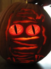Mummy-o-lantern
