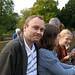 Simon, Ruth and Deb at Kew
