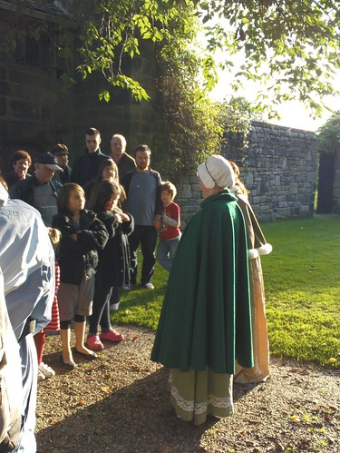 East Riddlesden Hall - Ghosts tour