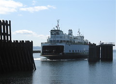 Ferry at Keystone, Whidbey Island