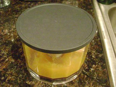 mixer: pumpkin puree