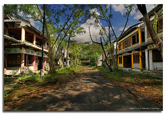The Quiet Village (DanielKHC) Tags: street houses abandoned digital high ruins bravo singapore village searchthebest dynamic decay sony alpha range dri increase hdr dynasty tang a100 blending dynamicrangeincrease splendiferous 4exp tamron1118mm mywinners abigfave danielcheong diamondclassphotographer danielkhc notonemapped thegardenofzen