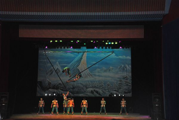 Pekin - Acrobates (3) [600]