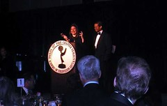 Bill Cammack & Elizabeth Hummer 1999-2000 New York Emmy Award Winners