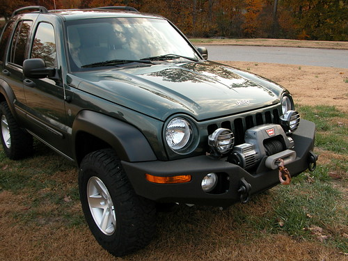 LOST JEEPS • View topic - 2003 Liberty Rubicon....my way