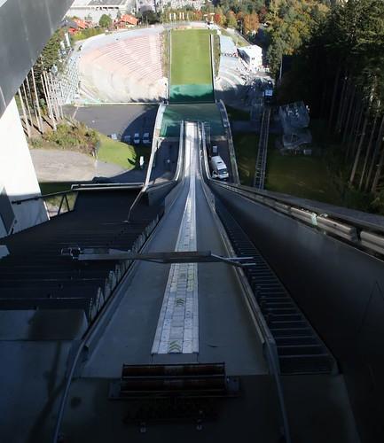 Salto de Bergisel - Innsbruck