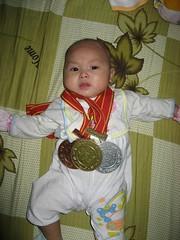 Bo suu tap huy chuong cua Gau (doremon2007) Tags: months con2 gau