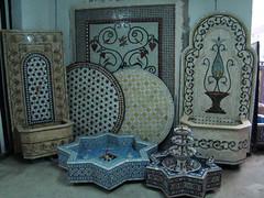 Escuela de Ceramistas de Fez 11 Marruecos (Rafael Gomez - http://micamara.es) Tags: de viajes morocco fez maroc escuela marruecos marokko marrocos   ceramistas