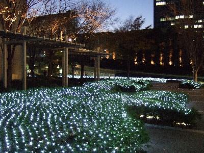 Tokyo Dome City 2007 Christmas Illuminations