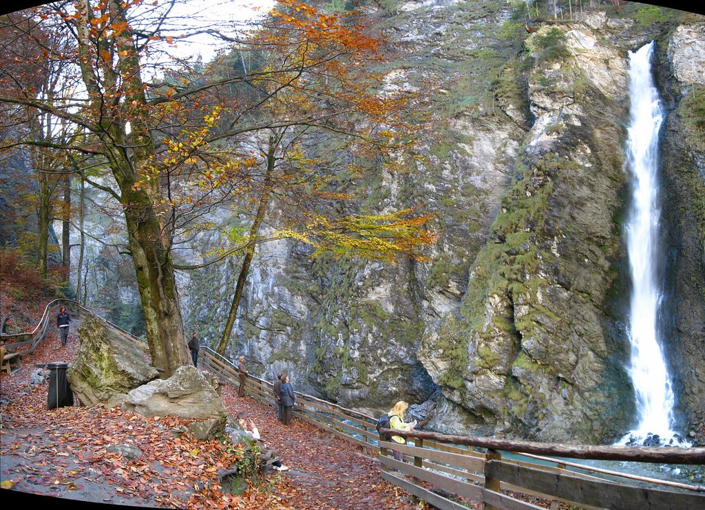 Liechtenstein Gorge