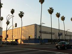 Butler Brothers department store (2008) (dogwelder) Tags: california building january vannuys intersection zurbulon6 crosswalk 2008 sanfernandovalley losangelespubliclibrary lapl reshoot zurbulon gatturphy deardens