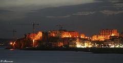 Rione terra (Sergio Aletta) Tags: pozzuoli rioneterra tramonto luci mare notte paese citta emozioni eos 400d canon obarone sergioaletta sergioalettaphotography sergioalettaph