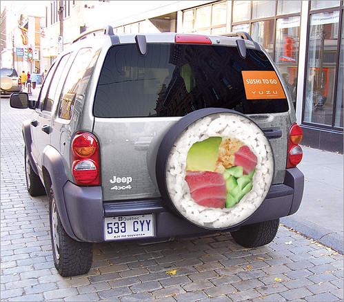 Yuzu Sushi - Canada