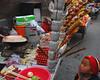 糖葫芦 (NowJustNic) Tags: china road street boy food fruit catchycolors nikon child market beijing 北京 hutong 中国 toffee xuanwumen d80 糖葫芦 tanghulu nikkor18135mm