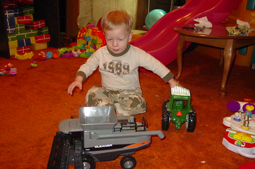 NAte with Tractors