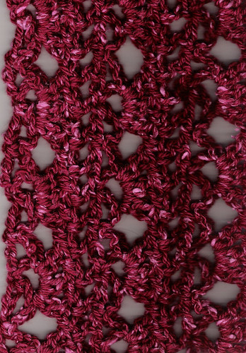 moda dea silk n wool sangria scarf